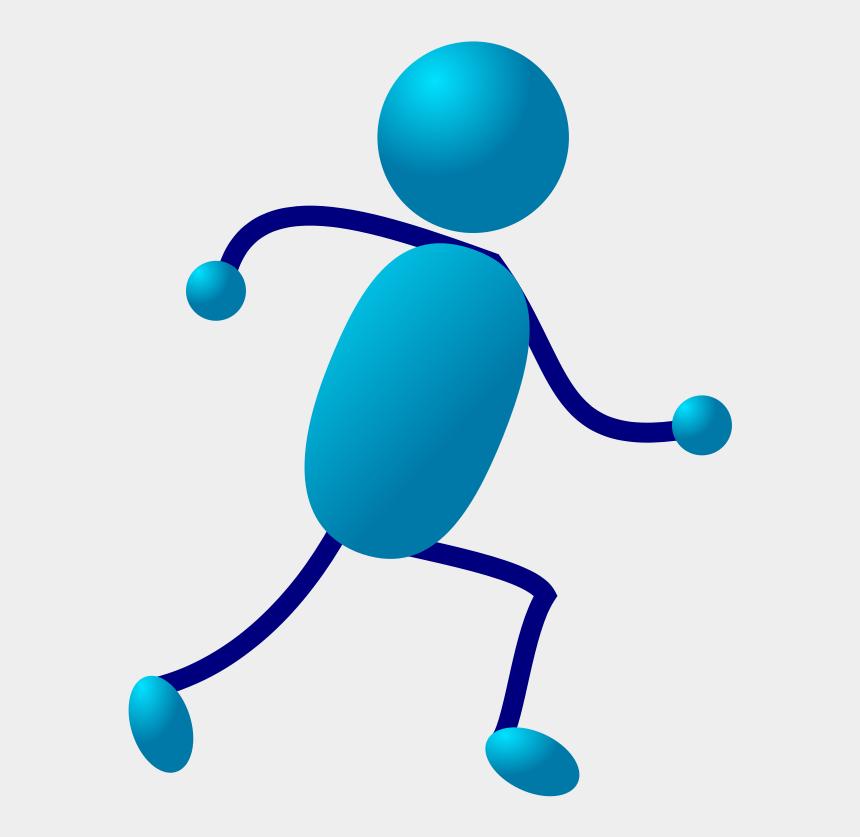 stick figure clipart, Cartoons - Peace Clipart Stick Figure - Running Clipart Animated