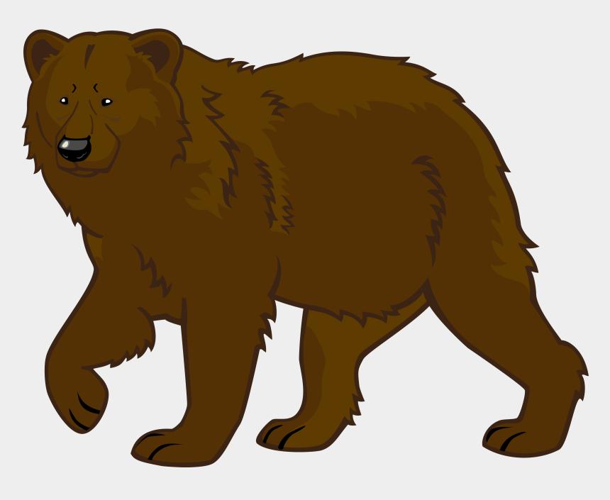 polar bear clip art, Cartoons - Bear Clip Art - Bear Clipart No Background