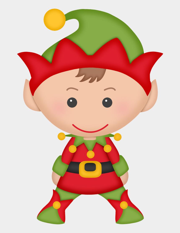 elf clip art, Cartoons - Christmas Elf Png - Cute Christmas Elf Clipart