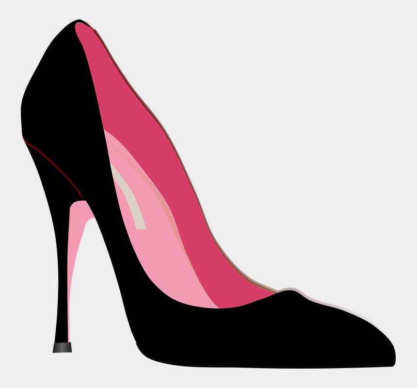 shoes clip art, Cartoons - Clip Freeuse Stock Clipart Shoes - Heel Clipart