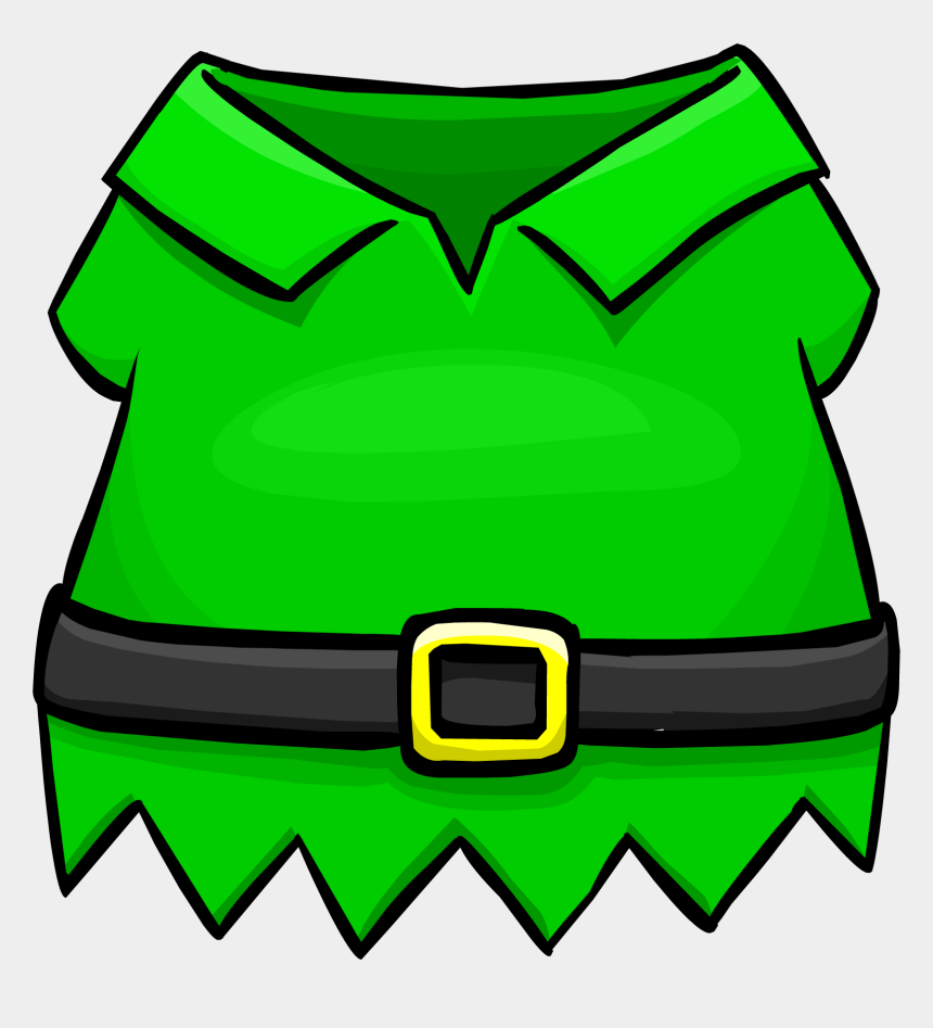 elf clip art, Cartoons - Elf Suit Club Penguin Wiki Fandom Powered By Wikia - Elf Outfit Transparent Background