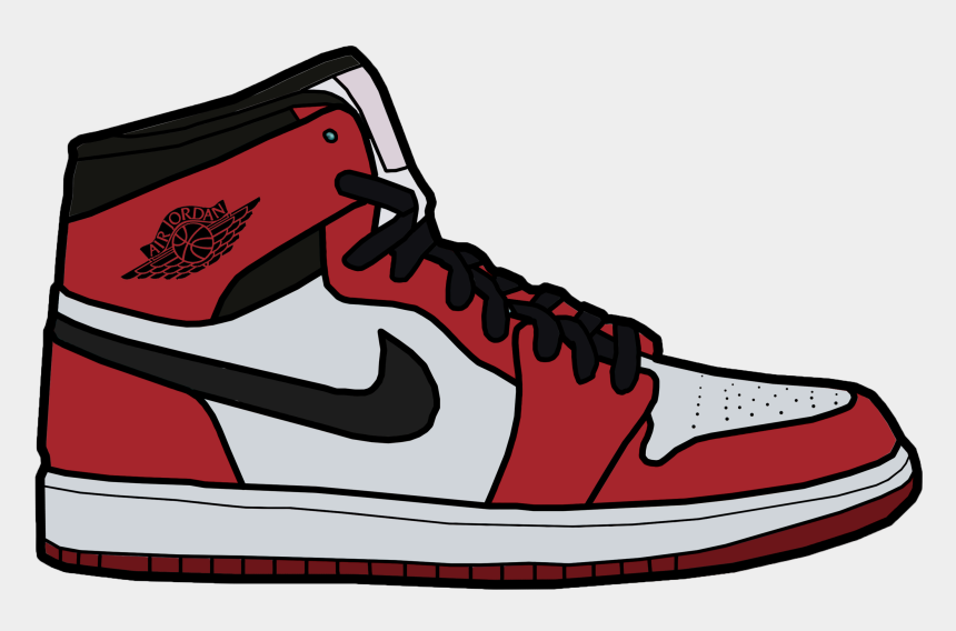 latest discount hot sales factory authentic Air Jordan Shoes Drawing - Easy Jordan 1 Drawing, Cliparts ...