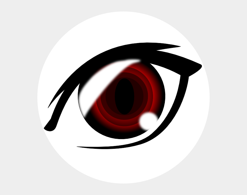 Anime Girl Eyes Png Red Anime Eyes Png Cliparts Cartoons