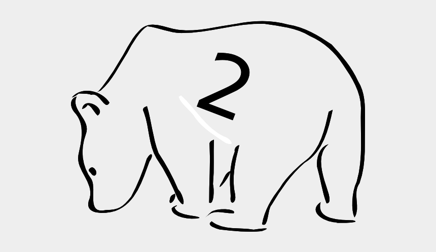 polar bear clip art, Cartoons - Polar Bear Clip Art Free - Polar Bears Drawing Standing