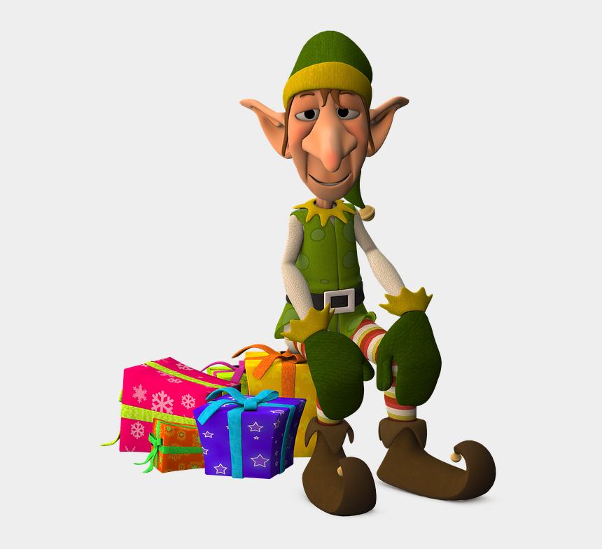 elf clip art, Cartoons - Best Elves Png Clipart - Funny Christmas Elf