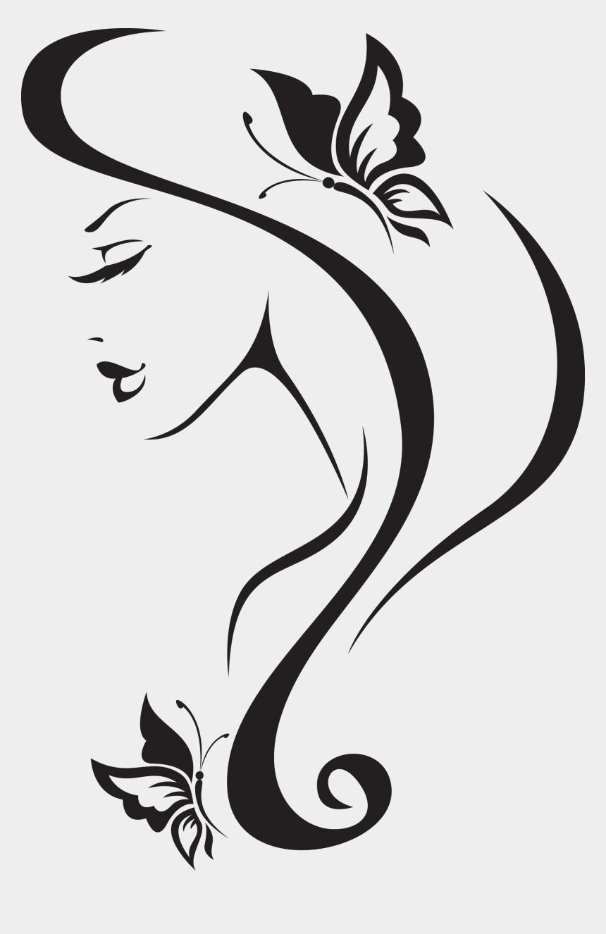 woman clip art, Cartoons - Clip Art Royalty Free Library Abstract Woman Drawing - Abstract Woman Drawing