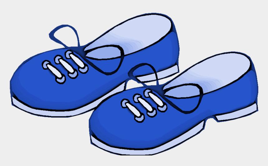 shoes clip art, Cartoons - India Clipart Shoe - Blue Suede Shoes Clipart