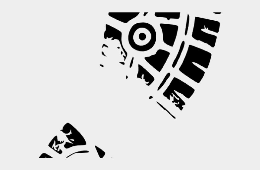 shoes clip art, Cartoons - Running Shoes Clipart Rubber Shoe - Shoe Print Clip Art
