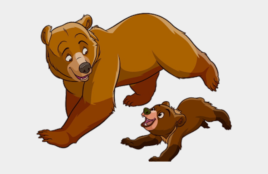 polar bear clip art, Cartoons - Polar Bear Clipart Disney - Bear And Baby Clipart