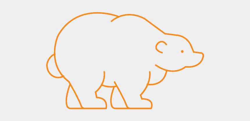 polar bear clip art, Cartoons - Polar Bear