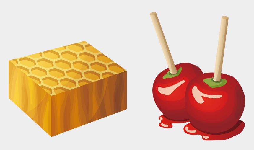 peppermint clipart, Cartoons - Candy Apple Caramel Apple Fruit Salad Clip Art - Clip Art Candy Apple