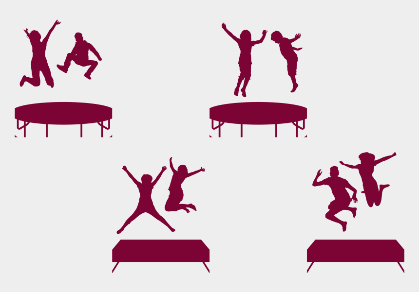 gymnast clip art, Cartoons - Jump At Getdrawings Com Free For Personal Ⓒ - Trampoline Bounce Clip Art