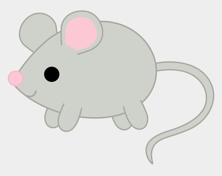 rat clip art, Cartoons - Cute Mouse Free Clip Art Little Ⓒ - Mouse Clipart Transparent