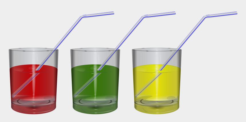 glass clipart, Cartoons - Drinking Glasses Clipart - Dibujos De Vasos Con Jugo