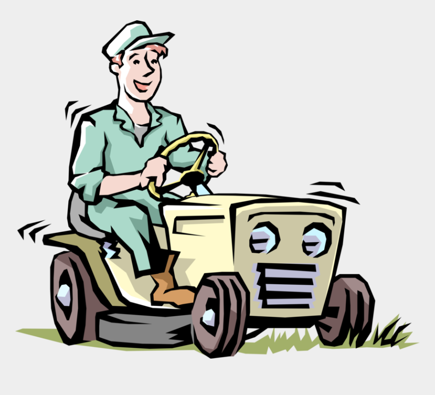 lawn service clipart, Cartoons - Lawnmower Vector Lawn Service - Lawn Mower Clip Art