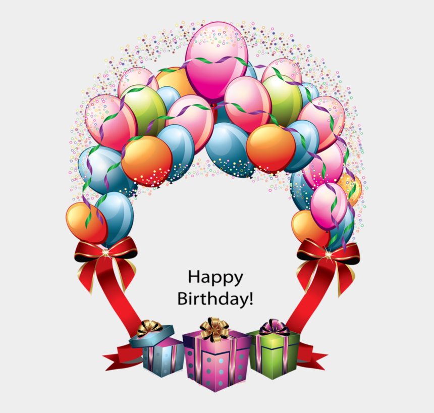 90th birthday clipart, Cartoons - O Happy Day - High Resolution Birthday Background