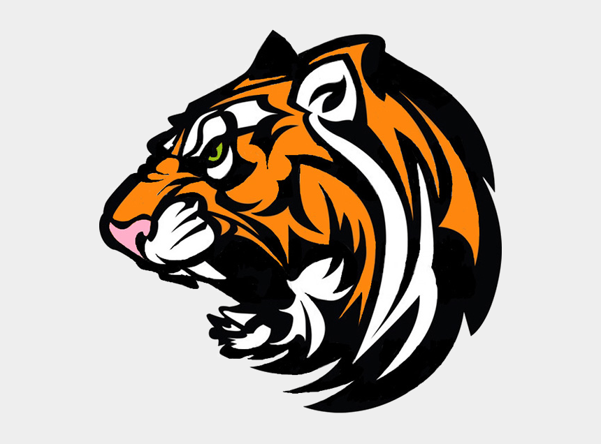 tiger mascot clipart, Cartoons - Warsaw Central School District - La Grande High School Tiger