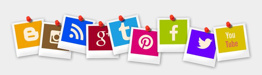 computer technician clipart, Cartoons - Icon, Polaroid, Blogger, Rss, App - Social Media Platforms Png