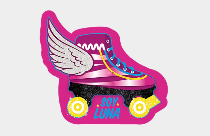 roller skating clipart, Cartoons - Patines Soy Luna Caricatura