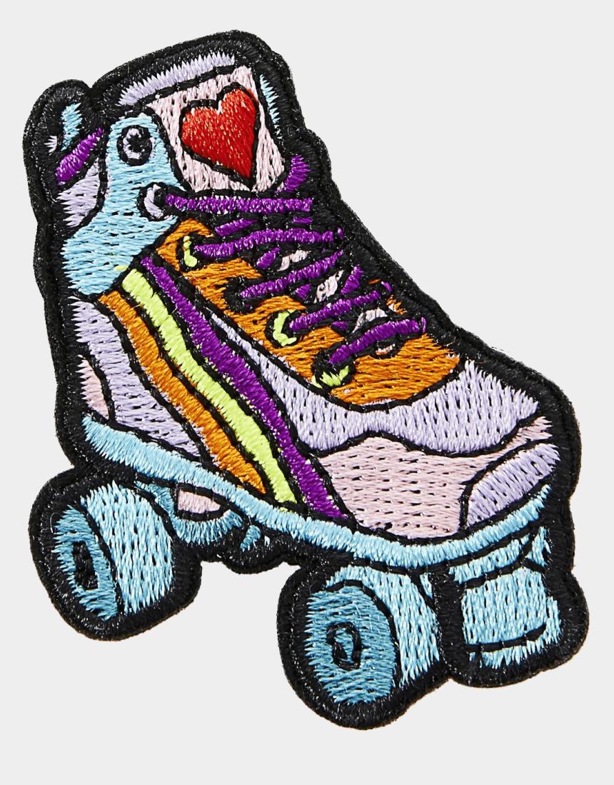 roller skating clipart, Cartoons - Roller Skater Clip Art - Transparent Roller Skate Stickers