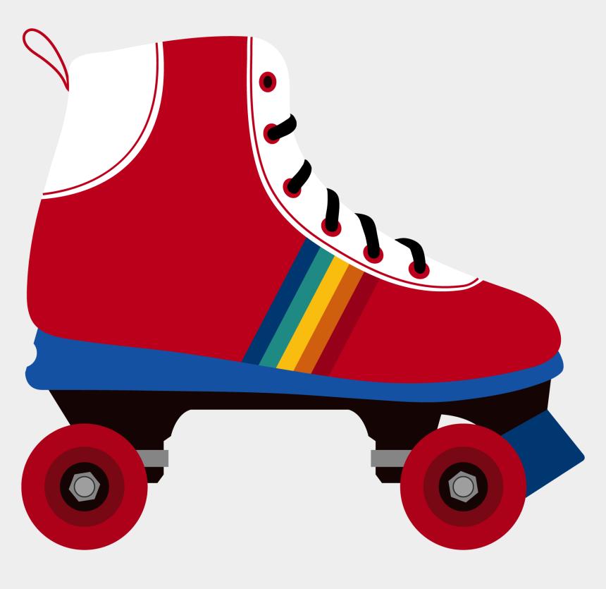 roller skating clipart, Cartoons - Roller Skate Transparent Background