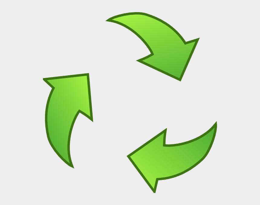 arrow head clipart, Cartoons - Arrowhead Clip Art - Reduce Reuse Recycle Arrow