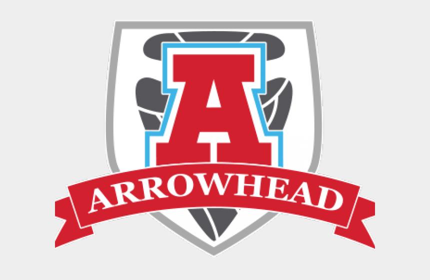 arrow head clipart, Cartoons - Arrowhead High School Png