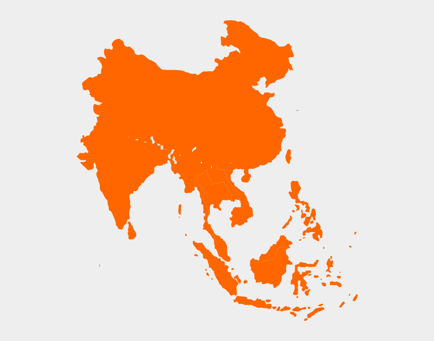 Pizza Hut Exclusively Sells A Dish In Southeast Asia - Map