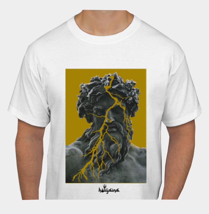 chaos clipart, Cartoons - Image Of Zeus Chaos Tee - Hades Greece Gods Statues