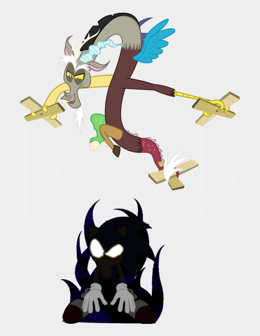 chaos clipart, Cartoons - Sonic Chaos In Equestria Chapter By Snicket Ⓒ - Discord My Little Pony