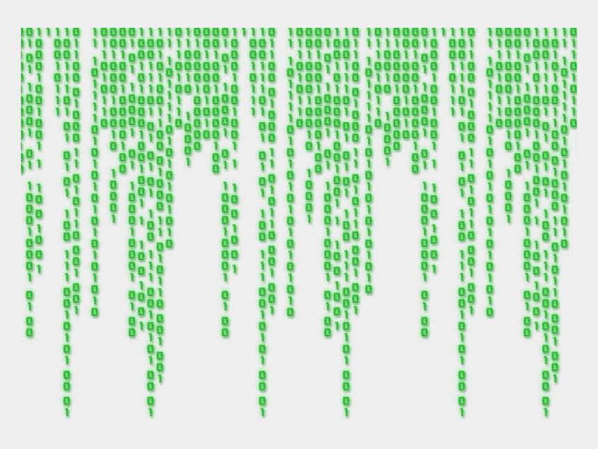 code clipart, Cartoons - Code Transparent Matrix - Matrix Png