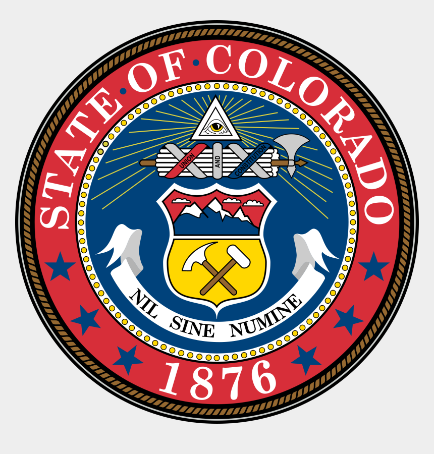 colorado clipart, Cartoons - File Seal Of Svg Wikimedia Commons Open Ⓒ - Seal Of Colorado