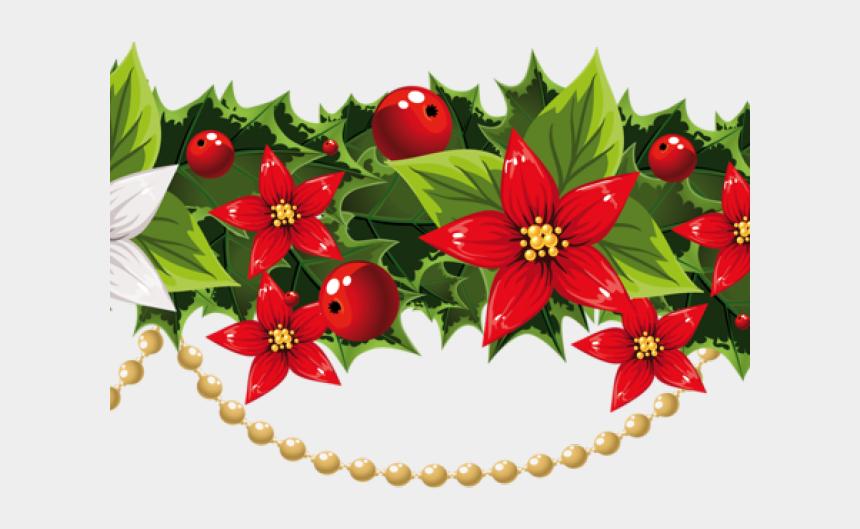 pinocchio clipart, Cartoons - Garland Cliparts - Christmas Garland Border Transparent