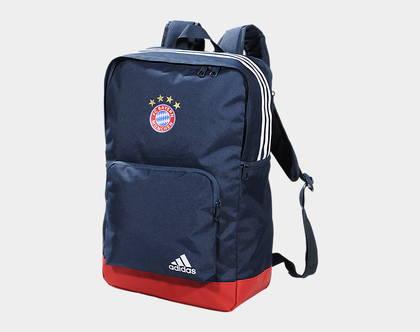 bags clipart, Cartoons - Backpack Bags Free Png Transparent Background Images - Adidas Bayern Munich Backpack