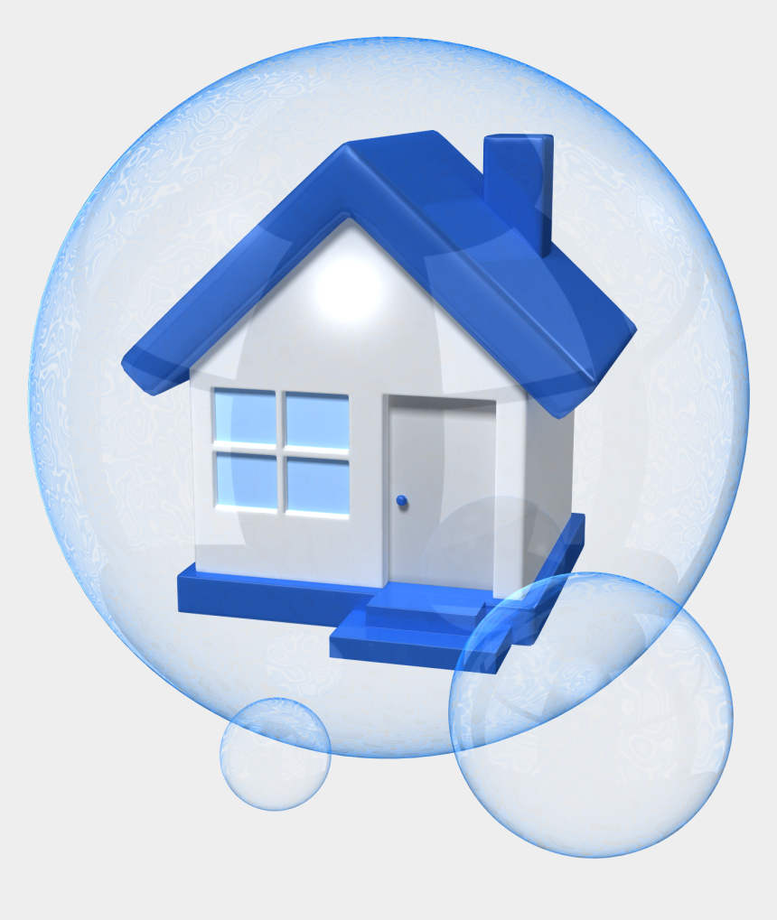 investment clipart, Cartoons - Is Real Estate Investing For You - Real Estate Bubble Png