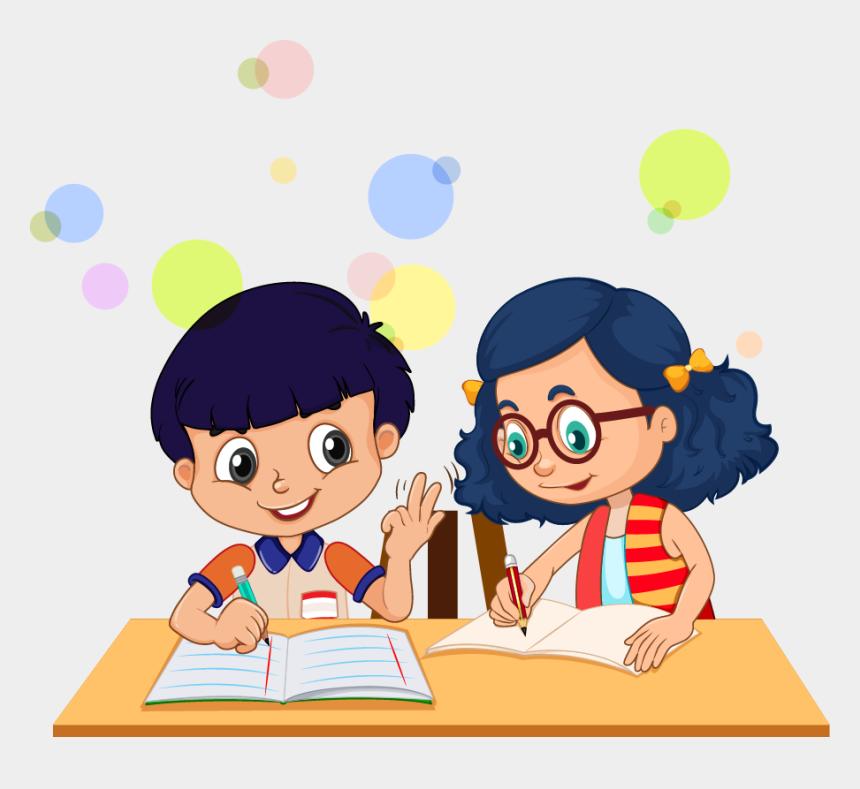 Lsrw Listening Speaking Reading - Kids Writing Animated ...