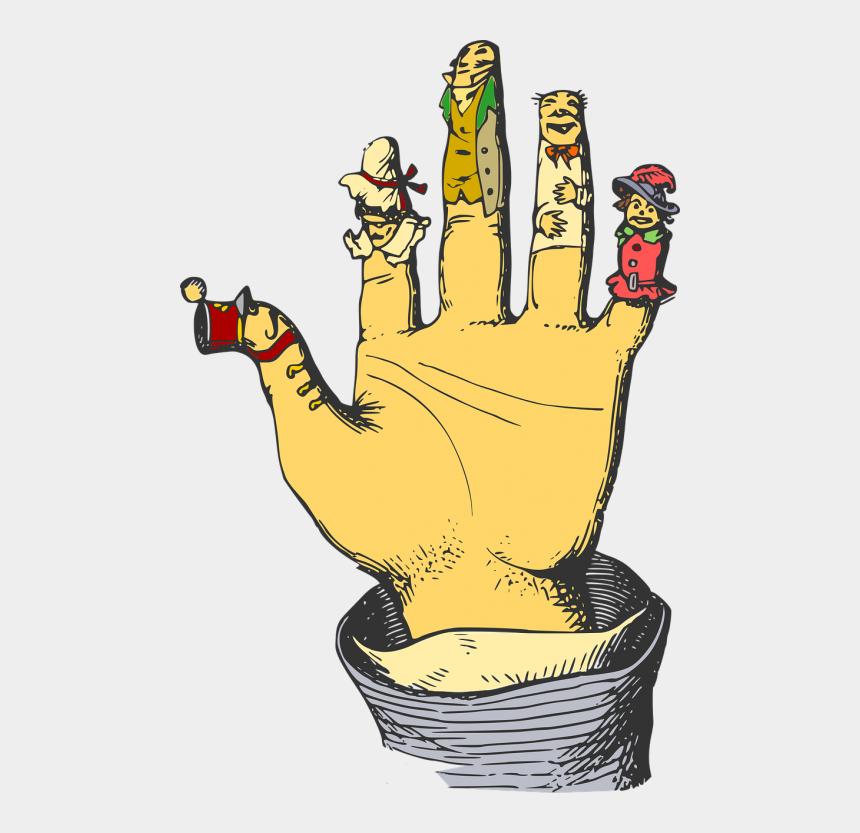 puppets clipart, Cartoons - Cartoon, Finger Puppets, Hand, Puppets - Cartoon Middle Finger Vector Transparent