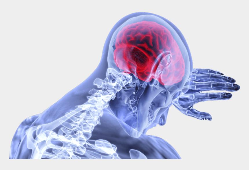 symptoms clipart, Cartoons - Be Aware Of Brain Injury Symptoms After A Car Accident - Brain Injury Png