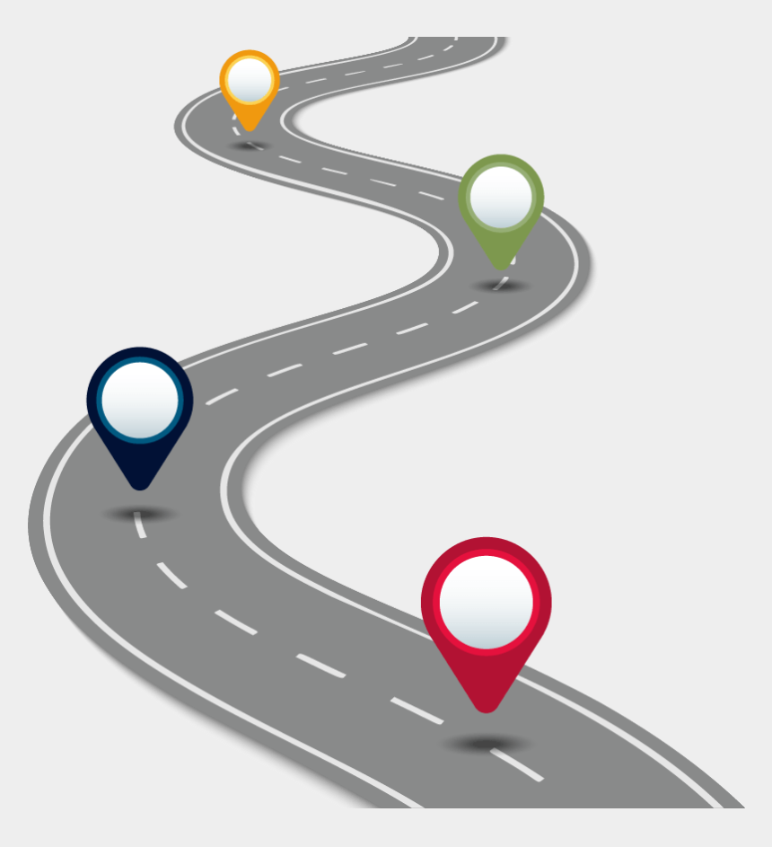 Vision And Product Roadmap - Road Map, Cliparts & Cartoons ...