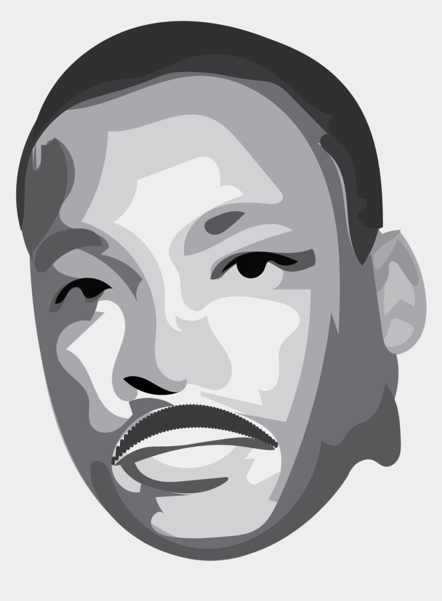 martin luther king day clipart, Cartoons - Day 27- Martin Luther King - Martin Luther King 3d Drawing