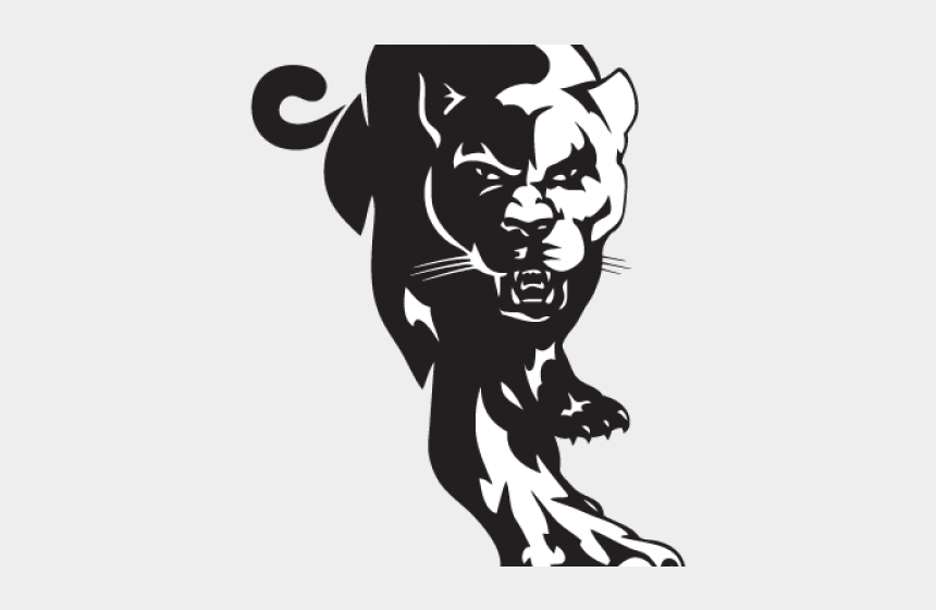 panthers clipart, Cartoons - Panther Clipart Pickerington - Burke South Central Cougars