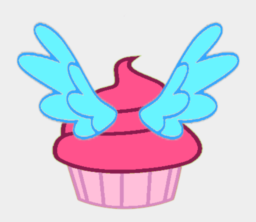 cupcakes with sprinkles clipart, Cartoons - Cupcake Cuties Clipart