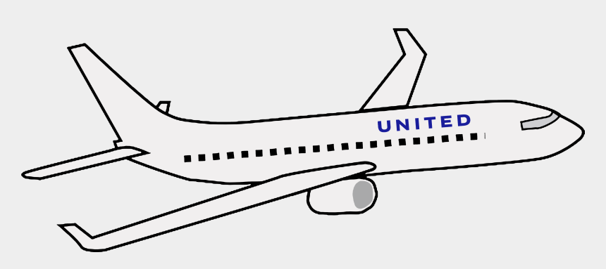 passenger clipart, Cartoons - United Airlines Passenger Removal - United Airlines Plane Clip Art