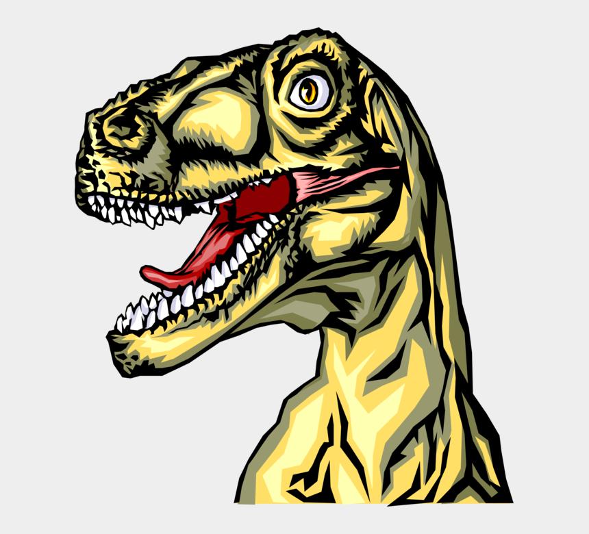 tyrannosaurus rex clipart, Cartoons - Vector Illustration Of Prehistoric Tyrannosaurus Rex - T Rex