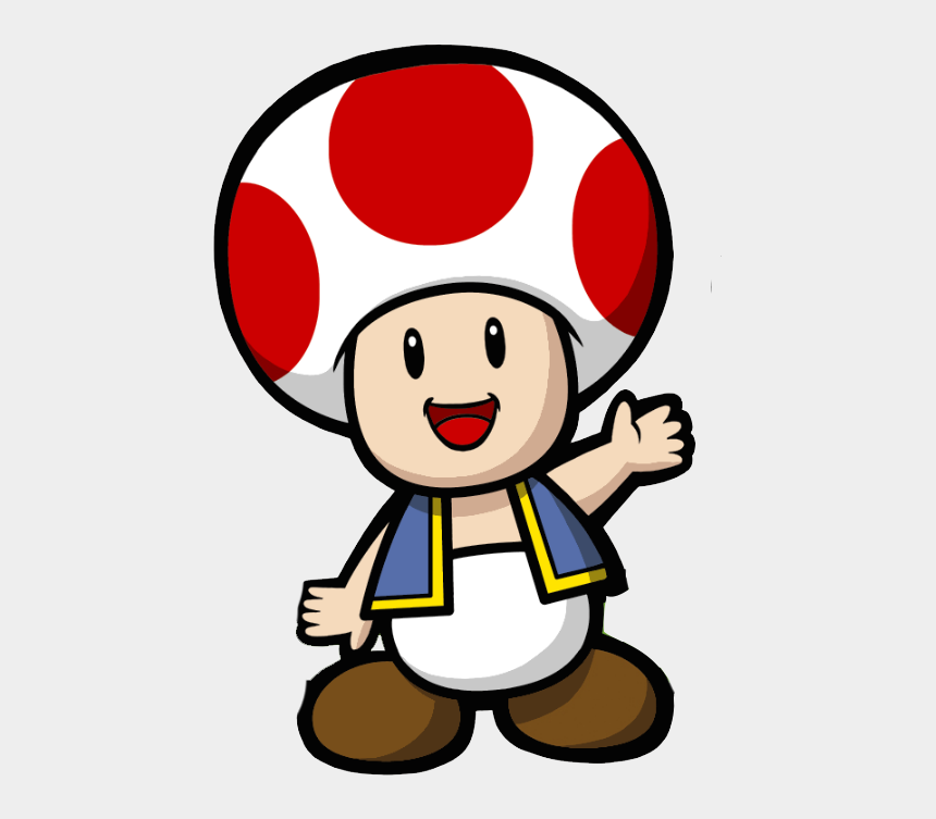 printable super mario toad coloring pages
