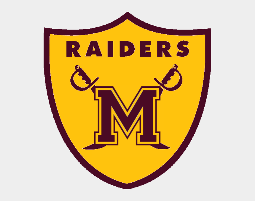 steelers clipart, Cartoons - Raiders Logo Yellow With M Image - Oakland Raiders