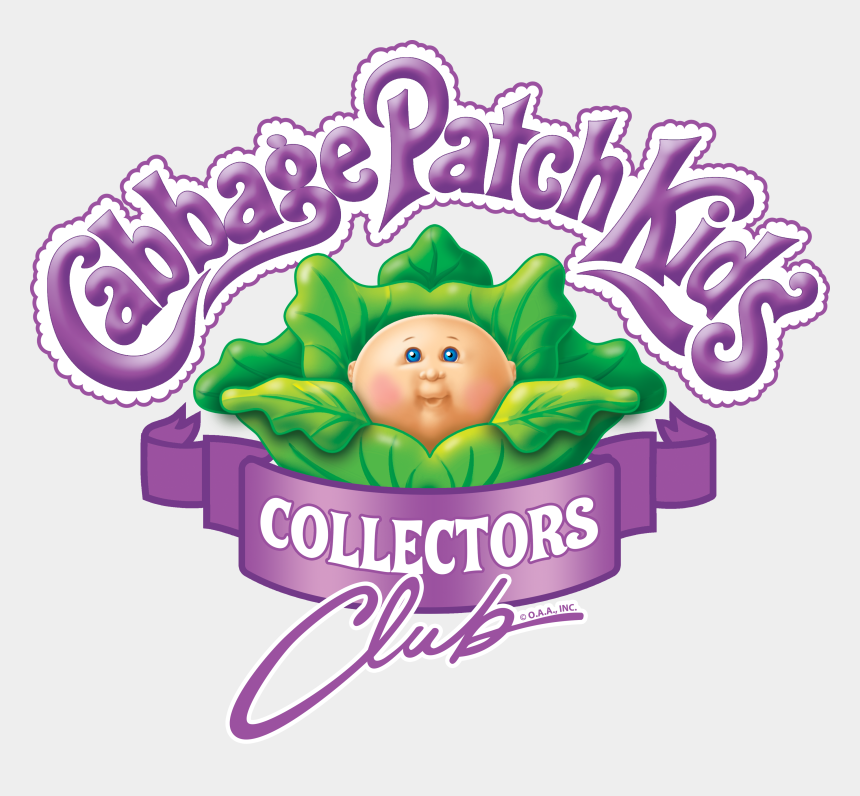 picking up toys clipart, Cartoons - Join The Club - Cabbage Patch Kids Logo