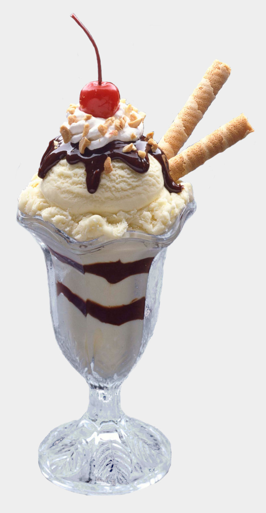 ice cream sundaes clipart, Cartoons - Ice Cream Png Transparent - Ice Cream Sundae Png