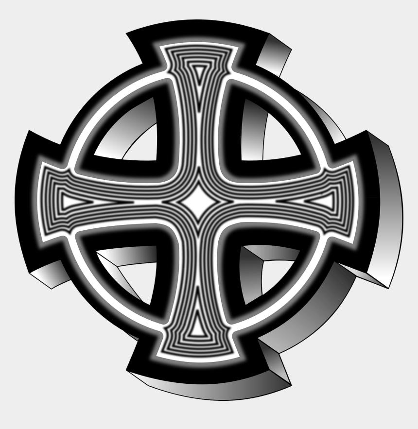 celtic crosses clipart, Cartoons - Ancient Celtic Cross Transparent
