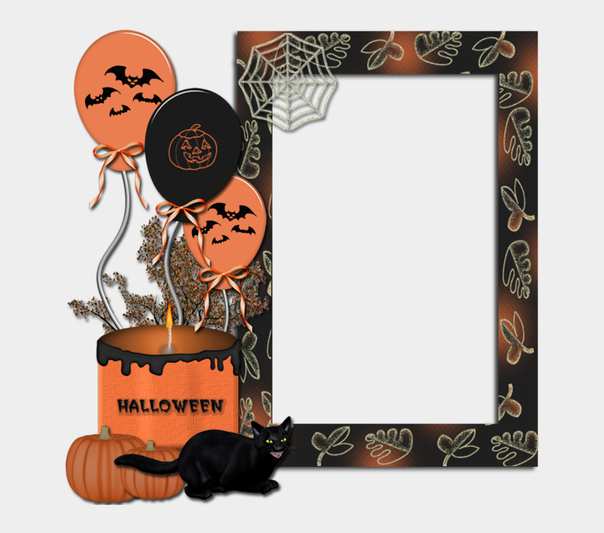 halloween clipart for kids, Cartoons - Download Budget Tote Halloween Candy Bag For Kids Clipart - Molduras Para Fotos Halloween